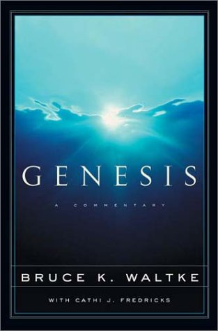 Genesis A Commentary  2001 edition cover