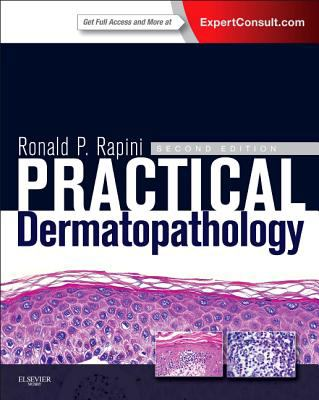 Practical Dermatopathology  2nd 2010 edition cover