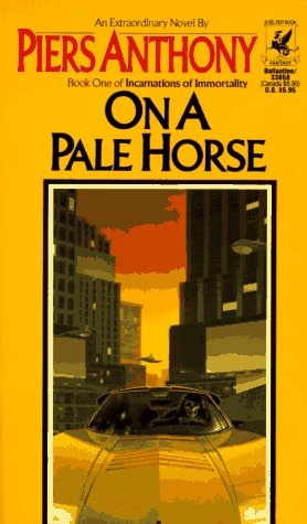 On a Pale Horse   1983 edition cover