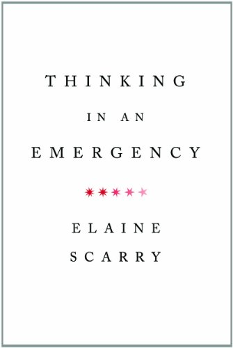 Thinking in an Emergency   2012 edition cover