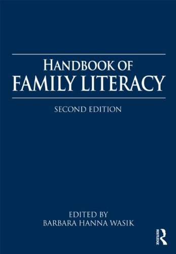 Handbook of Family Literacy  2nd 2012 (Revised) edition cover