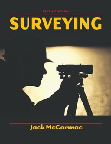 Surveying  5th 2004 (Revised) 9780471237587 Front Cover