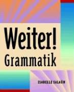 Weiter! Grammatik   1994 9780471576587 Front Cover