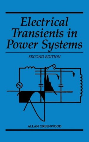 Electrical Transients in Power Systems  2nd 1991 (Revised) edition cover