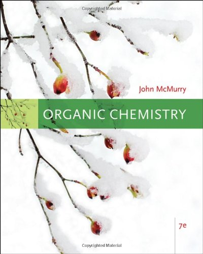 Organic Chemistry  7th 2008 edition cover