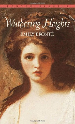 Wuthering Heights  Reprint  edition cover