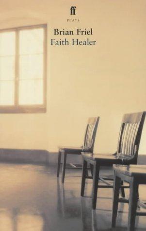 Faith Healer N/A edition cover