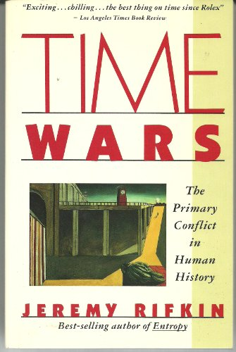 Time Wars The Primary Conflict in Human History N/A 9780671671587 Front Cover