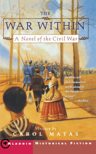 War Within A Novel of the Civil War  2002 edition cover