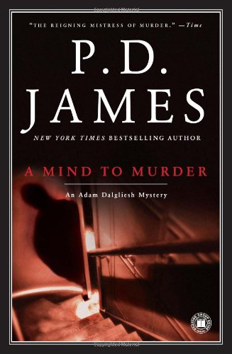Mind to Murder   2001 edition cover