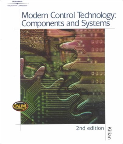 Modern Control Technology Components and Systems 2nd 2000 edition cover