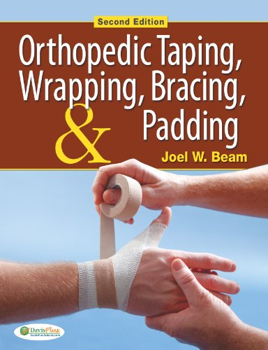 Orthopedic Taping, Wrapping, Bracing, and Padding  2nd 2012 (Revised) 9780803625587 Front Cover