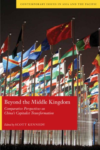 Beyond the Middle Kingdom Comparative Perspectives on China's Capitalist Transformation  2011 edition cover