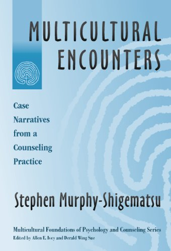 Multicultural Encounters Cases Narratives from a Counseling Practice  2002 edition cover