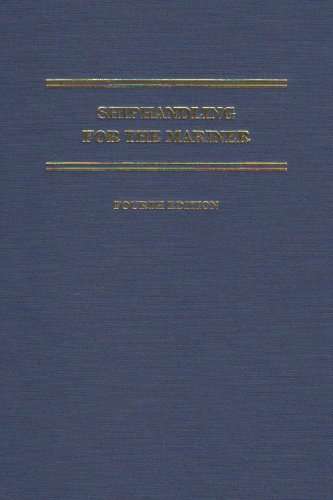 Shiphandling for the Mariner  4th 2004 (Revised) edition cover