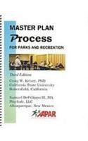 Master Plan Process for Parks and Recreation 3rd Edition  3rd 2007 edition cover