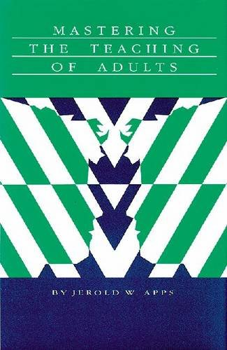 Mastering the Teaching of Adults   1991 edition cover