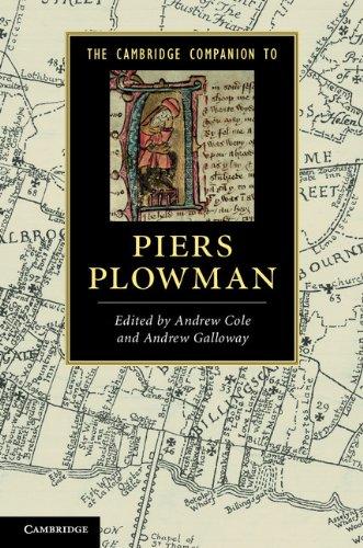 Cambridge Companion to Piers Plowman   2014 9781107401587 Front Cover
