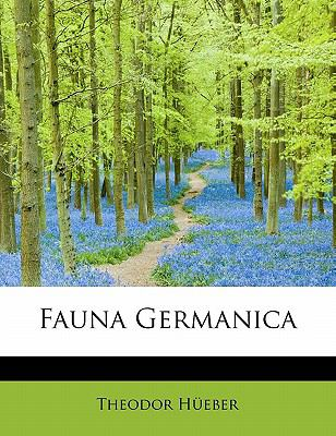 Fauna Germanic  N/A 9781113932587 Front Cover