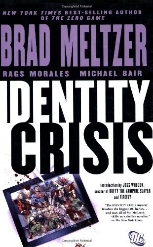 Identity Crisis   2005 (Revised) 9781401204587 Front Cover