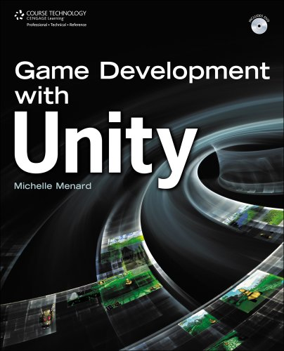 Game Development with Unity   2012 edition cover