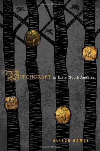 Witchcraft in Early North America   2012 edition cover