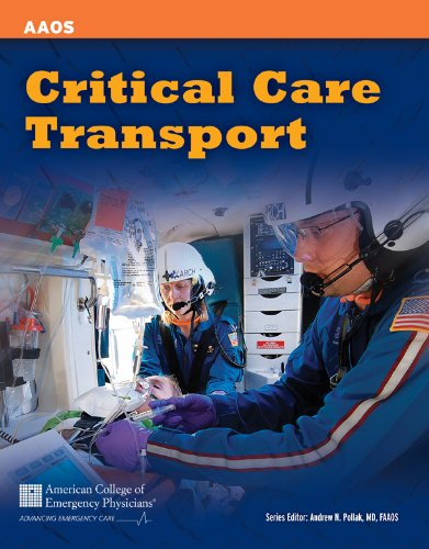 Critical Care Transport   2011 edition cover