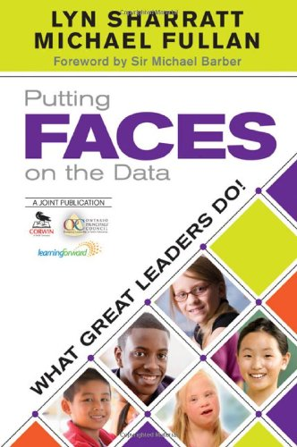 Putting FACES on the Data What Great Leaders Do!  2012 edition cover