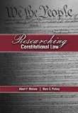 Researching Constitutional Law  4th (Revised) edition cover