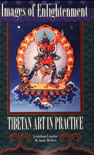 Images of Enlightenment Tibetan Art in Practice N/A 9781559392587 Front Cover