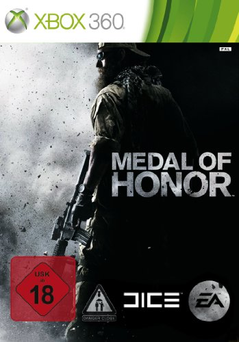 Medal of Honor Xbox 360 artwork