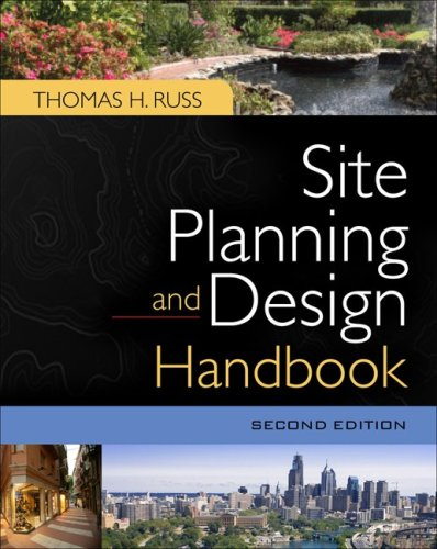 Site Planning and Design Handbook  2nd 2009 (Handbook (Instructor's)) edition cover