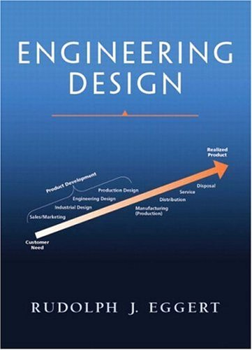 Engineering Design   2005 edition cover