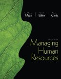 Managing Human Resources Plus 2014 MyManagementLab with Pearson EText -- Access Card Package  7th 2015 9780133806588 Front Cover