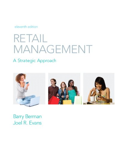 Retail Management A Strategic Approach 11th 2010 edition cover