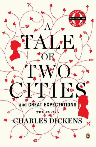 Tale of Two Cities and Great Expectations   2010 edition cover