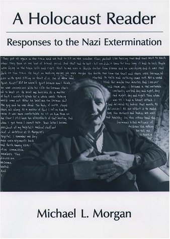 Holocaust Reader Responses to the Nazi Extermination  2001 9780195059588 Front Cover
