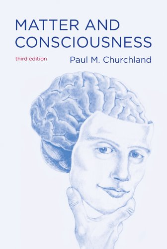 Matter and Consciousness  3rd 2013 edition cover