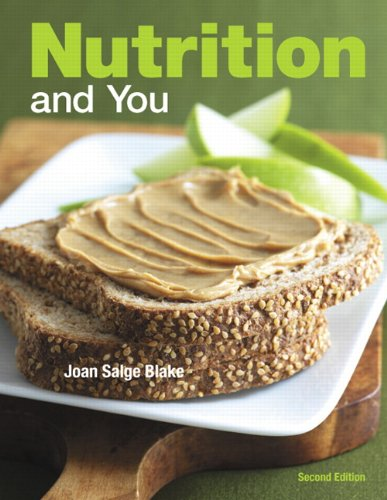 Nutrition and You  2nd 2012 (Revised) edition cover