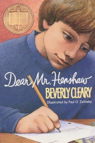 Dear Mr. Henshaw  N/A edition cover