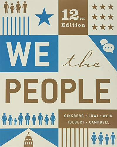 We the People:   2018 9780393679588 Front Cover