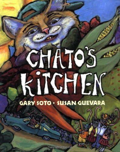 Chato's Kitchen  N/A edition cover