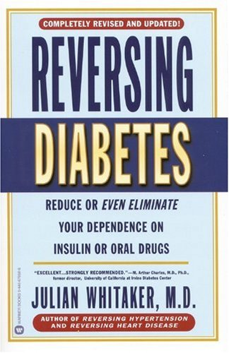 Reversing Diabetes  2nd 2001 (Revised) edition cover