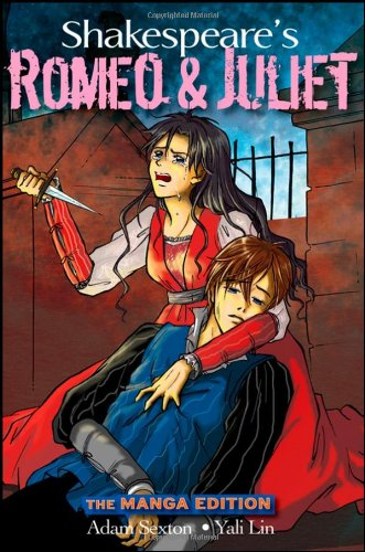 Shakespeare's Romeo and Juliet   2008 edition cover