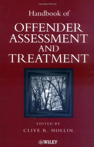 Handbook of Offender Assessment and Treatment   2000 9780471988588 Front Cover