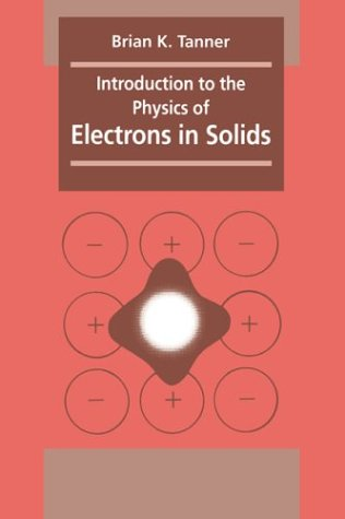 Introduction to the Physics of Electrons in Solids   1995 9780521283588 Front Cover