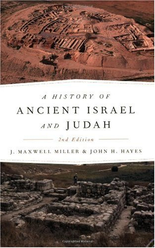 History of Ancient Israel and Judah  2nd 2006 edition cover