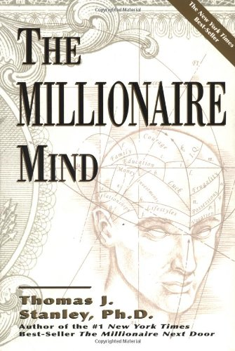 Millionaire Mind   2001 9780740718588 Front Cover