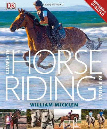 Complete Horse Riding Manual   2012 edition cover