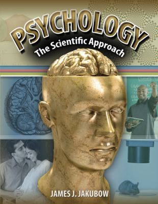 Psychology : The Scientific Approach Revised  9780757565588 Front Cover